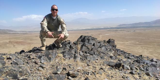Z Ratowic do Afganistanu